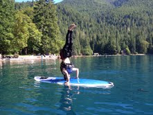 sup-headstand